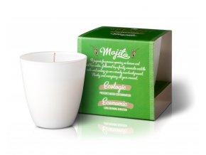 The Greatest Candle Vonná svíčka ve skle (130 g) - mojito