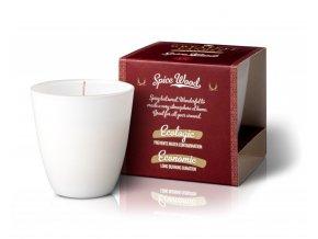 The Greatest Candle Vonná svíčka ve skle (130 g) - dřevo a koření