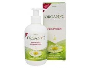 Organyc Gel pro intimní hygienu BIO (250 ml)