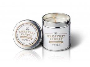 The Greatest Candle Vonná svíčka v plechovce (200 g) - fík
