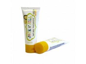 Jack n' Jill Dětská zubní pasta - banán BIO (50 g)