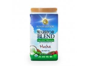 Protein Blend Bio moka 1 kg Sunwarrior