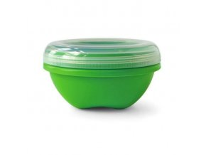 Preserve Svačinový box (560 ml) - zelený ze 100% recyklovaného plastu