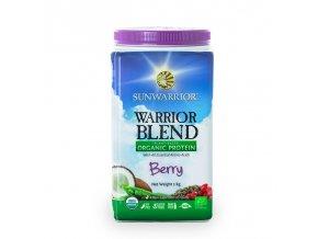Protein Blend Bio lesní plody 1 kg Sunwarrior
