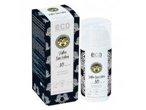 Eco Cosmetics Opalovací krém Tattoo SPF 30 BIO (100 ml)