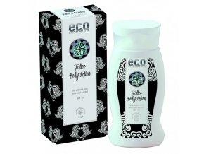 Eco Cosmetics Tělové mléko Tattoo BIO (200 ml) pro péči o tetovanou pokožku