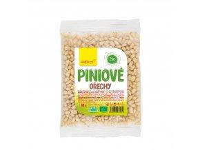 Piniové ořechy BIO 50 g Wolfberry