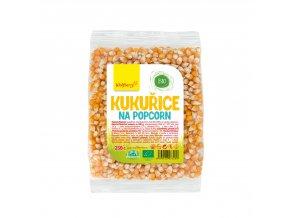 Kukuřice na popcorn BIO 250 g Wolfberry