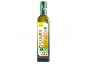 Olivový olej panenský BIO 500 ml Wolfberry
