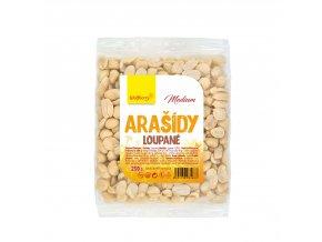 Arašídy loupané 250 g Medium