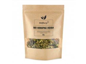 Konopná herba - pro domácí rukodělnou tvorbu BIO 50 g Wolfberry