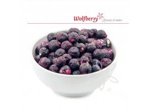 Černý rybíz lyofilizovaný 20 g Wolfberry