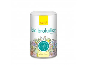 Brokolice BIO semínka na klíčení 200 g Wolfberry