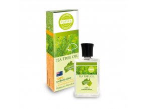 Tea tree oil - rostlinná silice 10 ml Topvet