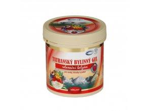 Tatranský gel hřejivý 250 ml Topvet