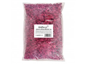 Maliny lyofilizované 1 kg Wolfberry
