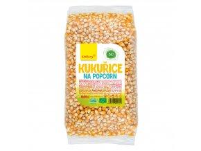 Kukuřice na popcorn BIO 1000 g Wolfberry