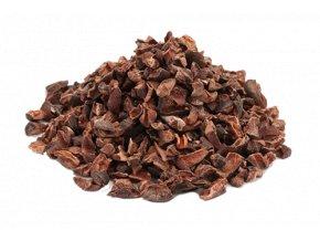 Kakaové boby sekané pražené 100 g Cocowoods