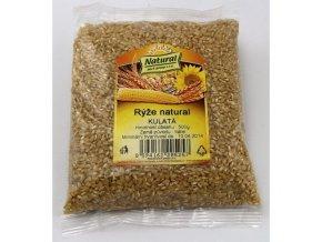 Rýže natural kulatozrnná 5x1 kg