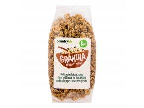 Granola - Křupavé müsli 350g BIO   COUNTRYLIFE