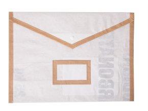 Složka papírová na dokumenty A4 - bílá