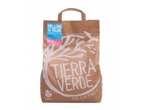 Tierra Verde – Bika – jedlá soda (Yellow & Blue), 5 kg