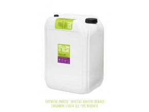 Leštidlo - oplach do myčky (kanystr 25 l = 25,05 kg)
