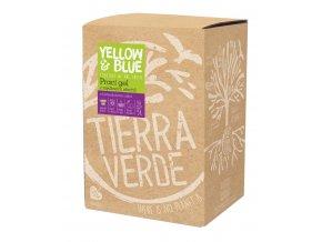 Tierra Verde – Prací gel levandule (Yellow & Blue), 5 l