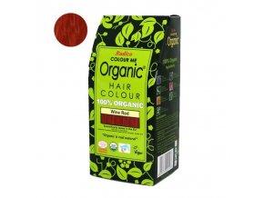 Radico Přírodní barva na vlasy BIO (100 g) - vínová