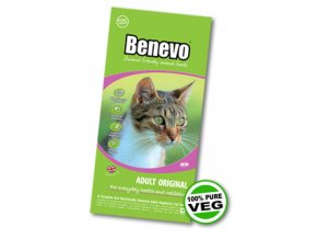 Benevo granule pro kočky 10kg
