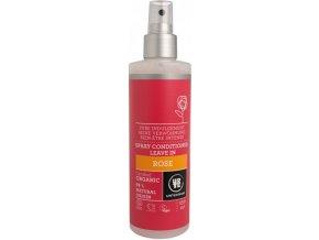 Urtekram Kondicionér – sprej BIO růžový 250 ml