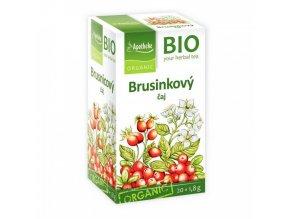 BIO Brusinkový čaj 20x1,8g
