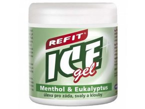 Refit ICE gel s eukalyptem 230ml