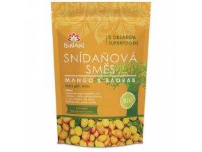 Snídaňová směs Mango-baobab 360g
