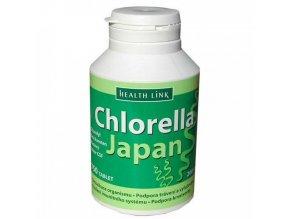 Chlorella japan 200 mg 750 tbl.