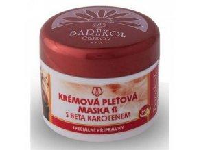Barekol Maska krémová s betakarotenem 50ml
