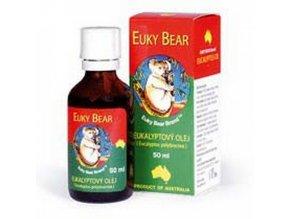 Euky Bear eukaliptový olej 50 ml