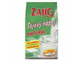 Sojový nápoj Natural sáček 400g