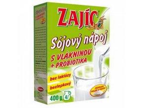 Sojový nápoj s vlákninou 400 g