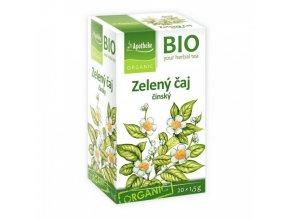 BIO Zelený čaj 20x1,5g