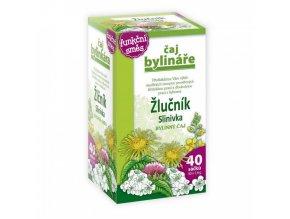 Bylinář Žlučník a slinivka čaj 40x1,6g