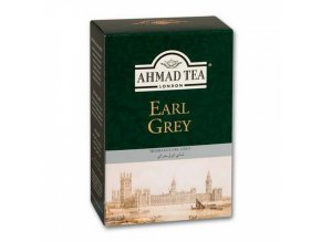 London Ahmad Earl grey čaj 100g