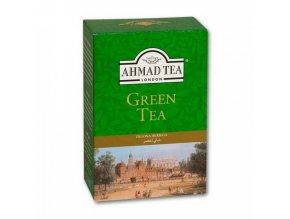 London Ahmad Green tea čaj 100g