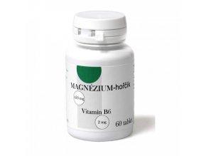 Herbal produkt Magnezium-Hořčík B6 60tbl