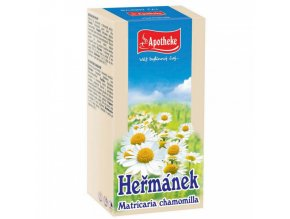 Apotheke Heřmánek čaj 20x1,5g