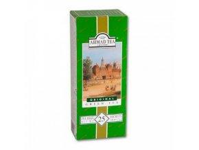 London Ahmad Green tea čaj 25x2g
