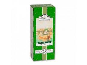 London Ahmad Green jasmine čaj 25x2g
