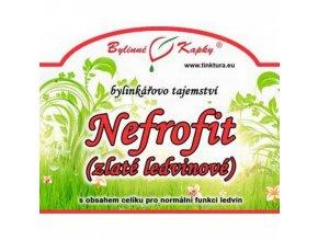 Bylinné kapky Nefrofit 50ml