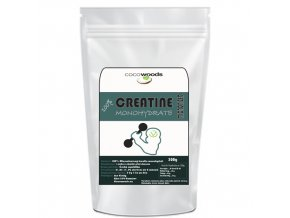 Creatin Monohydrate Vegan 300 g Cocowoods