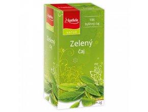 NATUR Zelený čaj 20x1,5g